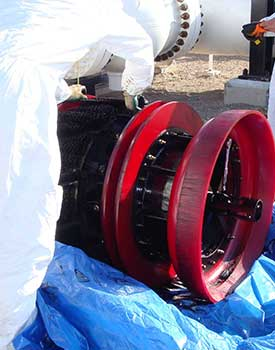 pipeline maintenance